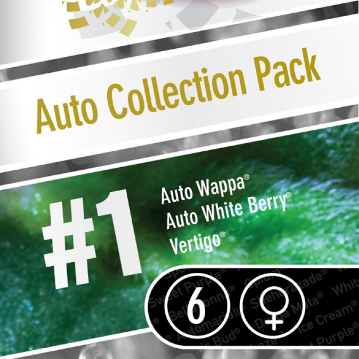 Auto Collection Pack #2, 6 ks, Fem.